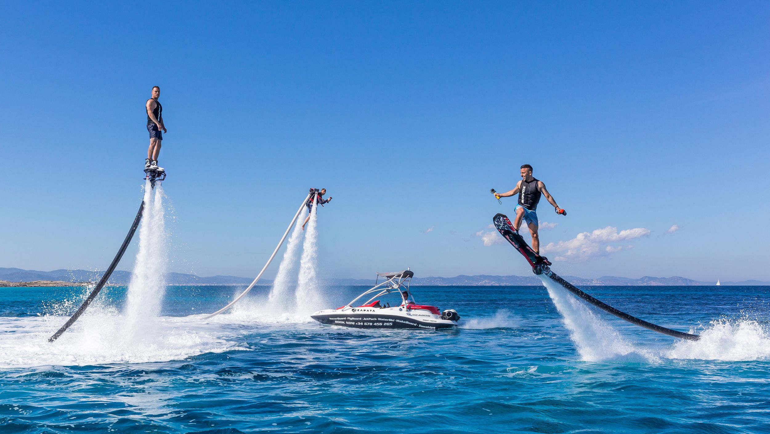 Water Hoverboard For Sale >> Buy and rental Flyboard, hoverboard and Jetpack in Spain